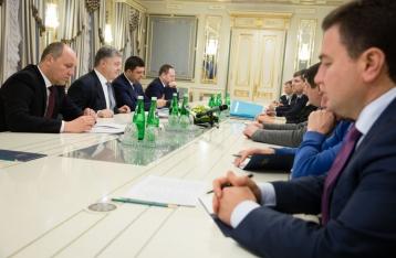 Депутаты сообщили детали встречи с Порошенко и Гройсманом