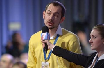 Московская полиция отпустила украинского журналиста