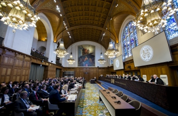 Суд в Гааге должен определиться с временными мерами против РФ до конца апреля