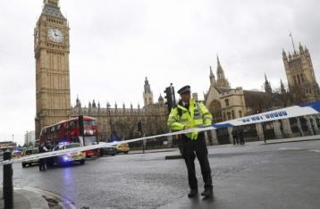 В результате стрельбы возле британского парламента ранены около 10 человек