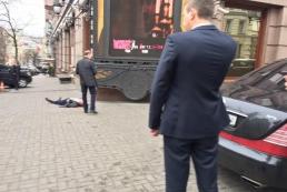 В результате перестрелки в центре Киева убит экс-депутат Госдумы Вороненков