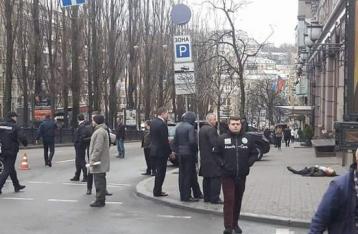 Крищенко: Охранник и убийца Вороненкова находятся под надежной охраной