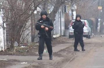 Угонщик маршрутки, ранивший копа, задержан в Фастове