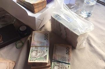 Киевского чиновника  задержали на взятке в 810 тысяч