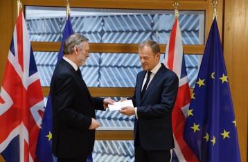Британия начала процесс выхода из ЕС