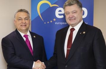 Орбан предложил Украине разрешить этническим венграм двойное гражданство