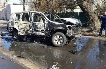 В результате взрыва авто в Мариуполе погиб полковник СБУ