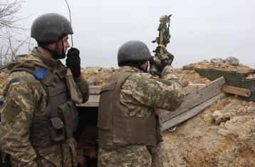 С 1 апреля военным в зоне АТО повысят денежное вознаграждение