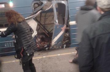 В метро Санкт-Петербурга прогремел взрыв