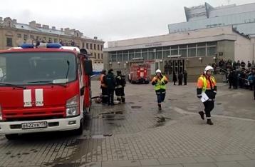 Антитеррористический комитет РФ: В метро Петербурга погибли 9 человек