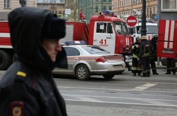 Украинцы не пострадали при взрыве в метро Петербурга