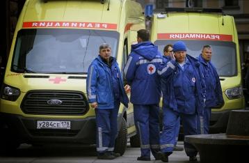 Число жертв теракта в Петербурге возросло до 14 человек