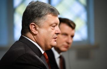 Порошенко: России нужно не участие в «Евровидении», а провокация