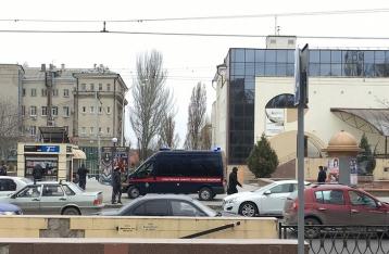 В центре Ростова прогремел взрыв