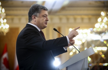 Порошенко: Кремль становится более агрессивным в преддверии выборов