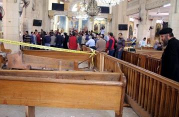В Египте взорвана еще одна коптская церковь