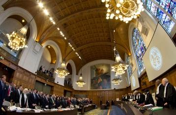 В Гааге назвали дату оглашения первого решения по иску Украины к РФ