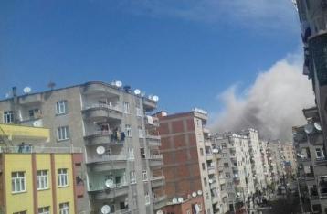 На юго-востоке Турции прогремел взрыв, есть пострадавшие