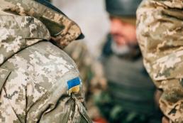 За сутки ранены пятеро военных