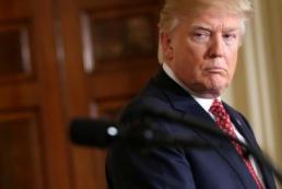Трамп решил скрыть имена посетителей Белого дома