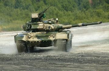 Bellingcat: Россия использовала на Донбассе свой самый мощный танк