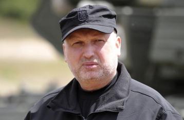 Турчинов: Россия продолжает готовиться к полномасштабной войне