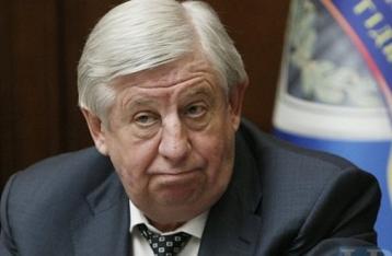 Суд отказался рассматривать иск Шокина о восстановлении на посту генпрокурора