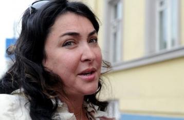 Лолиту Милявскую не пустили в Украину