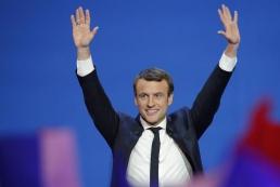 Победа Макрона в первом туре - шанс для Евросоюза?