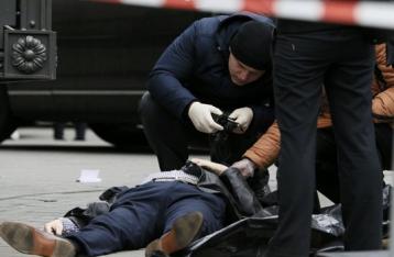 В полиции заявили о «позитивных сдвигах» в деле об убийстве Вороненкова