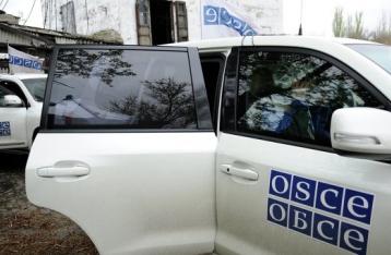 Наблюдатели ОБСЕ вернулись к патрулированию в зоне АТО