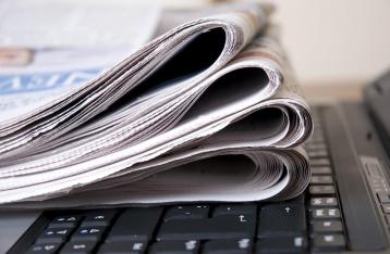 Украина поднялась в рейтинге свободы СМИ на пять позиций