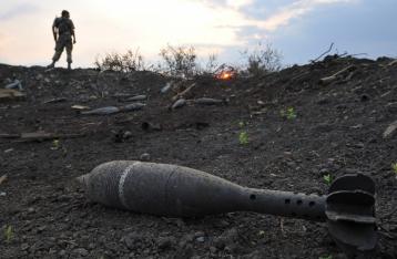 Ситуация в зоне АТО обостряется: 1 военный погиб, еще 6 – ранены