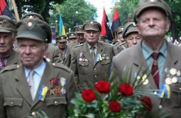 В Киеве могут объявить 2017-й годом УПА