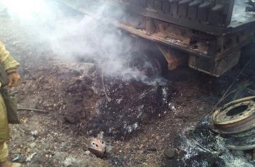 На Донетчине в результате подрыва автомобиля погиб военный