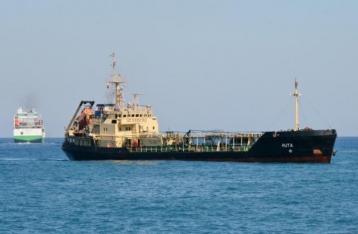 В Ливии захватили украинский танкер
