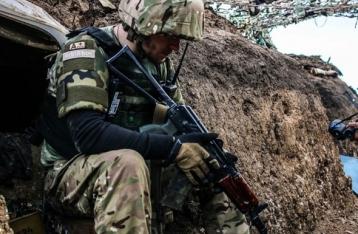 За прошлые сутки в зоне АТО 55 обстрелов, ранены 4 военных