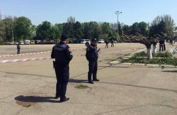 В Одессе из-за сообщения о минировании с Куликова поля эвакуировали людей