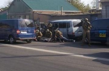 СБУ задержала в Одессе местных жителей, подозреваемых в подготовке терактов