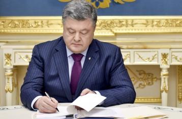 Порошенко разрешил давать звание Героя Украины иностранцам