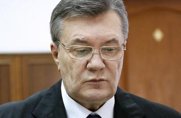 Начался суд по делу о госизмене Януковича