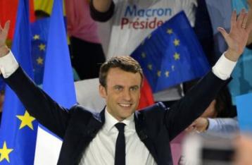 Макрон победил на президентских выборах во Франции