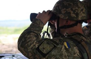 Обострение в зоне АТО: 70 обстрелов, 1 военный погиб, 2 – ранены