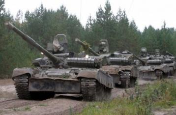 ОБСЕ: Количество тяжелого вооружения в ОРДЛО увеличилось на 750%