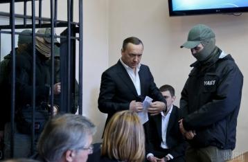Суд отказался арестовывать Мартыненко