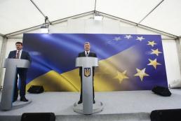 Порошенко провел пресс-конференцию