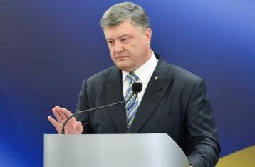 Порошенко: Моя цель – чтобы Украина стала членом Шенгена