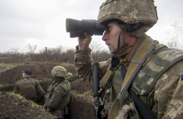 За прошлые сутки в зоне АТО 52 обстрела, ранены 5 военных