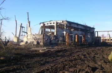 Украинские военные уничтожили опорный пункт боевиков под Авдеевкой