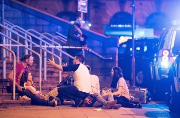 Количество жертв взрыва в Манчестере выросло до 22 человек